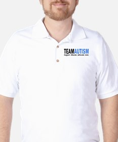 Team Autism (Blue) T-Shirt