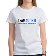 Team Autism (Blue) Tee