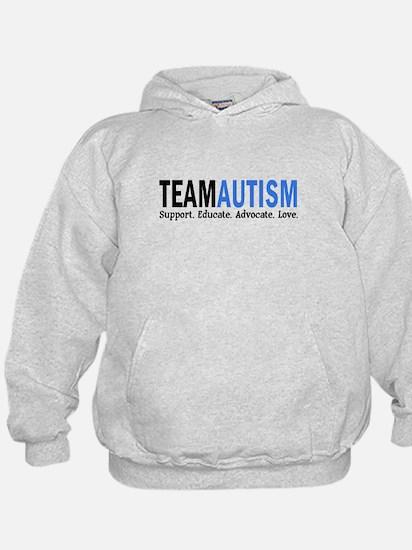 Team Autism (Blue) Hoodie