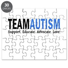 Team Autism (Blue) Puzzle
