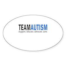 Team Autism (Blue) Decal