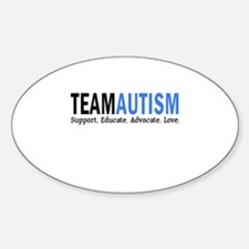 Team Autism (Blue) Decal