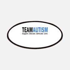 Team Autism (Blue) Patches
