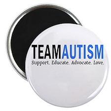 Team Autism (Blue) Magnet