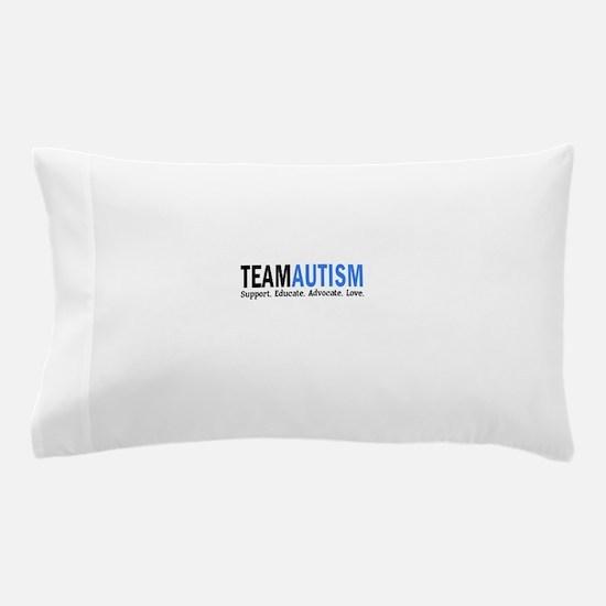 Team Autism (Blue) Pillow Case