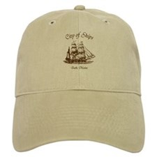 City of Ships Baseball Baseball Cap