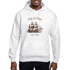 City of Ships Hoodie
