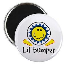 PinKidz Lil Bumper (blue) Magnet
