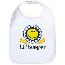 PinKidz Lil Bumper (blue) Bib