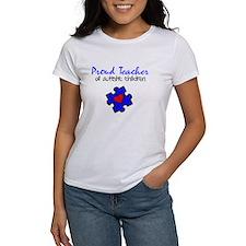 Proud Teacher of Autistic Children Tee