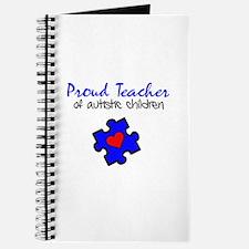 Proud Teacher of Autistic Children Journal