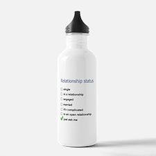 Relationship status Water Bottle