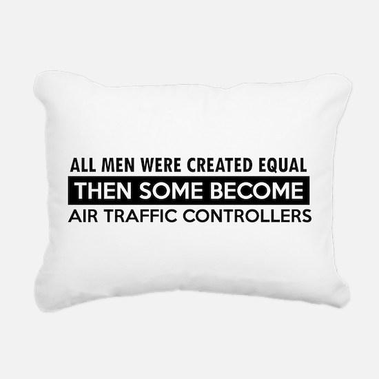 Air Traffic Controllers Designs Rectangular Canvas