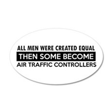 Air Traffic Controllers Designs Wall Decal