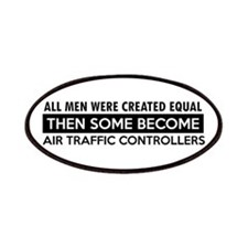 Air Traffic Controllers Designs Patches