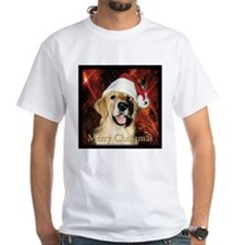 Golden Retriever Christmas Shirt