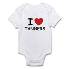 I love tanners Infant Bodysuit