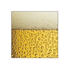 Beer Bubbles Sticker