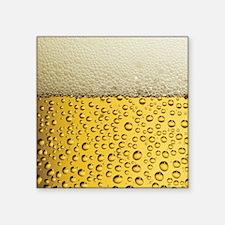 Beer Bubbles Sticker