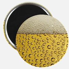 Beer Bubbles Magnet