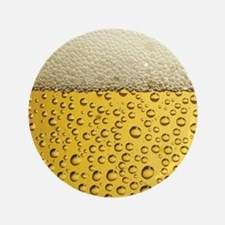 "Beer Bubbles 3.5"" Button (100 pack)"