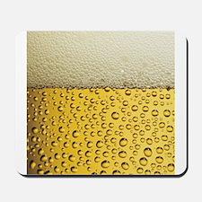 Beer Bubbles Mousepad