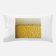 Beer Bubbles Pillow Case