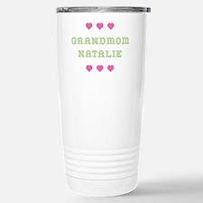 Grandmom Natalie Travel Mug