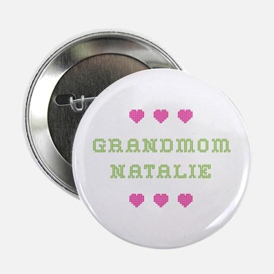 Grandmom Natalie Button