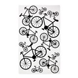Bicycling 3x5 Rugs