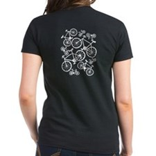 Bicycles Big and Small Tee