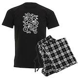 Bike Men's Dark Pajamas