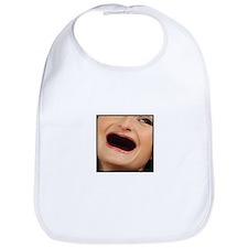 No Teeth Bib