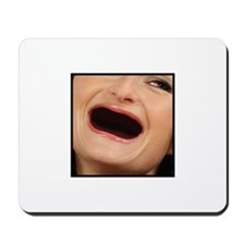 No Teeth Mousepad