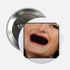 """No Teeth 2.25"""" Button"""