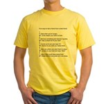five ways to tell T-Shirt
