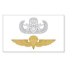 Senior EOD Parachutist Decal