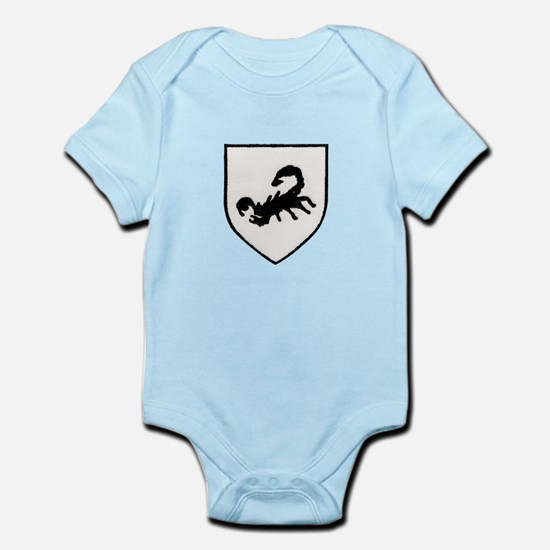 Rhodesian Special Forces Infant Bodysuit
