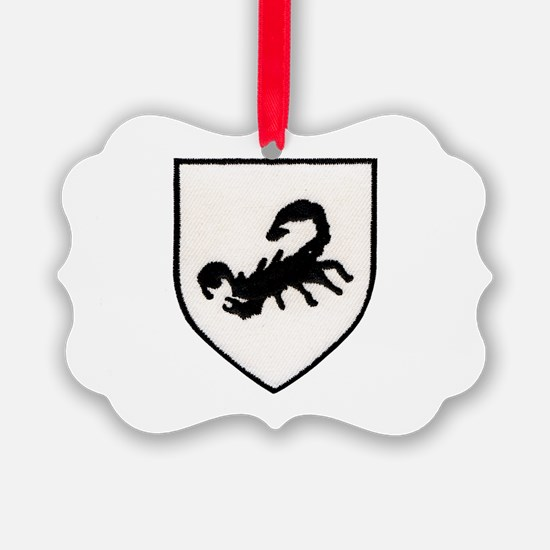 Rhodesian Special Forces Ornament