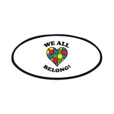 We All Belong! Patches