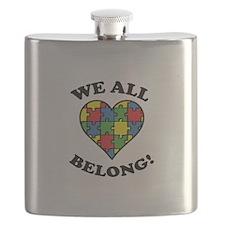 We All Belong! Flask