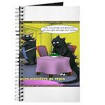 Vegan Godzilla Journal