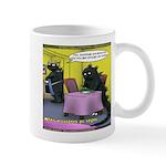 Vegan Godzilla Mug