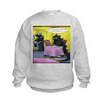 Vegan Godzilla Sweatshirt
