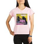 Vegan Godzilla Peformance Dry T-Shirt