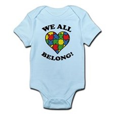 We All Belong! Infant Bodysuit