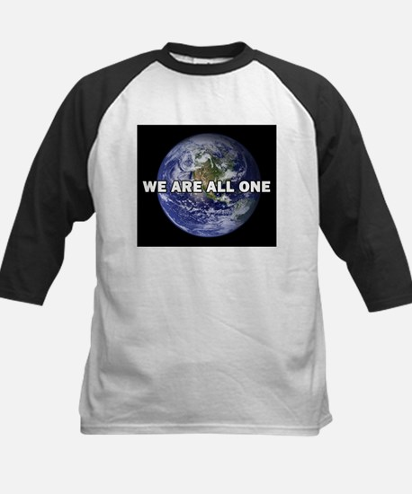 We Are All One 002 Baseball Jersey