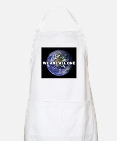 We Are All One 002 Apron