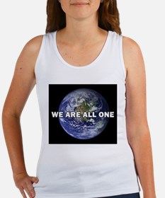 We Are All One 002 Tank Top