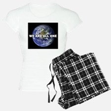We Are All One 002 Pajamas